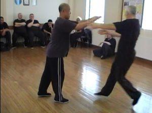 Master Lei Shi Tai - fajing on Peter